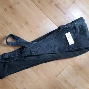 American Eagle XS Overalls NWT